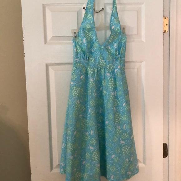 Vineyard Vines Dresses & Skirts - Vineyard Vines halter dress size 0